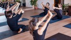 Classes de Yoga – Intermedi
